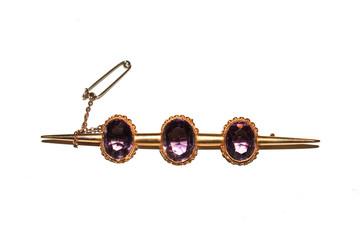 Vintage Antique Jewellery Brooch