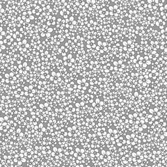 beautiful black and white seamless pattern
