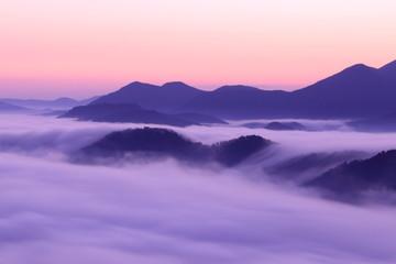 荒谷山・雲海
