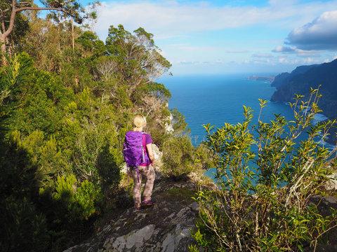Wandern im Norden Madeiras