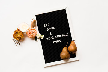 Thanksgiving Motto