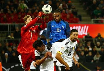 International Friendly - Germany vs France