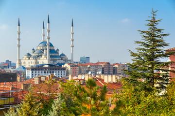 Kocatepe Mosque, Ankara,Turkey