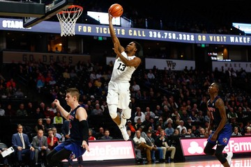 NCAA Basketball: Liberty at Wake Forest