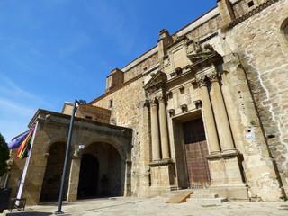 Plasencia,ciudad historica de Cáceres,Extremadura