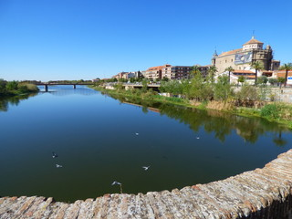 Talavera de la Reina, ciudad de Toledo (Castilla la Mancha, España)