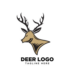 Head Deer logo