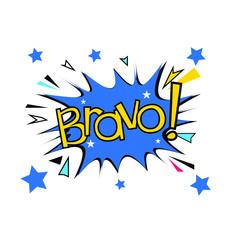 Bravo has mean congrats