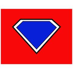 Super hero color background