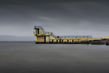 Salthill Diving Board