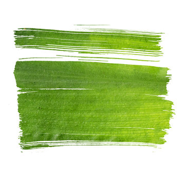 Ecology green banner, eco green textured banner. Green banner with texture