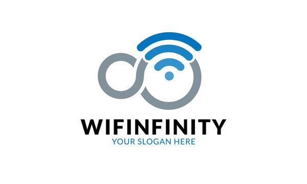 Wifi Infinity Logo
