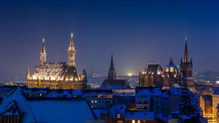 Aachen Weihnachtsmarkt