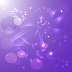 bright vector background image