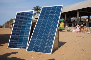 énergie solaire Madagascar