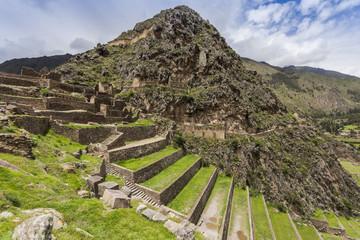 Ollantaytambo ruins - Sacred Valley