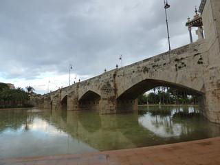 Puente en Valencia ( Comunitat Valenciana)