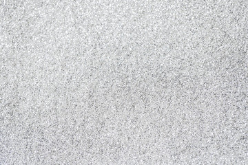 Silver glittering sequins Wall mural