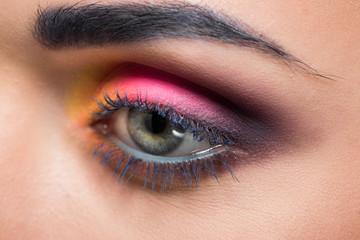 colorful eyeshadows