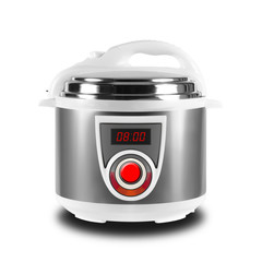 Home appliance - Multicooker isolated