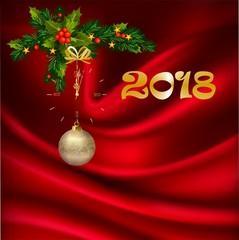 kompozycja na Nowy Rok