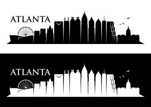 Atlanta skyline - Georgia