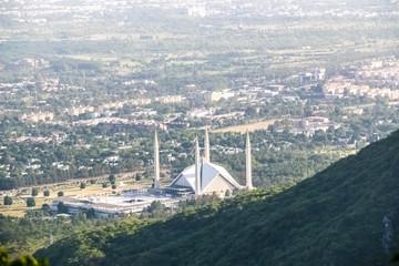 Faisal Masjid Islamabad, Pakistan