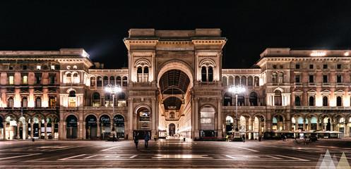 Galleria Vittorio Emanuele II Milano Italy