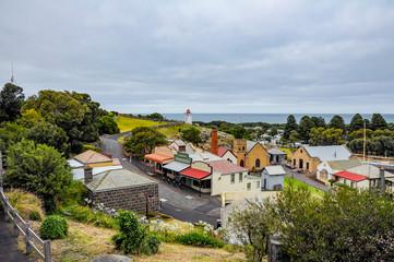 Warrnambool. Australian Pacific coast.