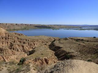 Barrancas de Burujón, un paisaje de naturaleza fascinante de la provincia de Toledo (España)