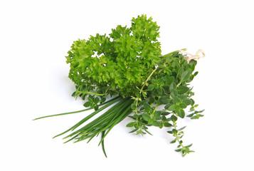 Mélanges de plantes aromatiques