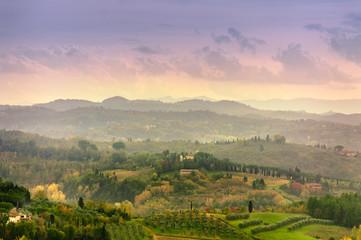 Scenic Tuscany