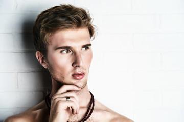 male beauty and health