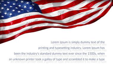 American flag - Head of Brand Design
