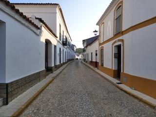 Campofrío,pueblo español de la provincia de Huelva, Andalucía
