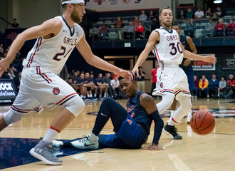 NCAA Basketball: Cal St. Fullerton at St. Mary's