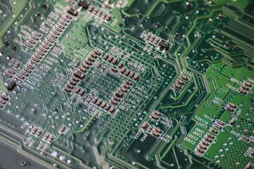 Electric circuit board.