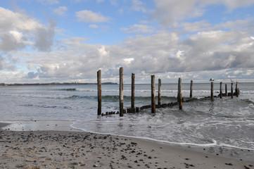 Seebad Juliusruh auf Rügen, Nord Rügen