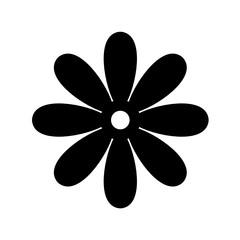 Obraz kwiat ikona - fototapety do salonu