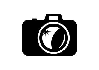 Camera Photography Illustration Logo Silhouette