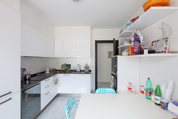 Modern apartment, kitchen