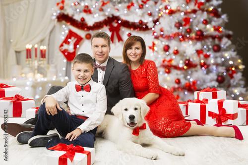 Dressing The Christmas Tree