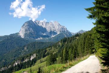 Wilder Kaiser Tirol Österreich