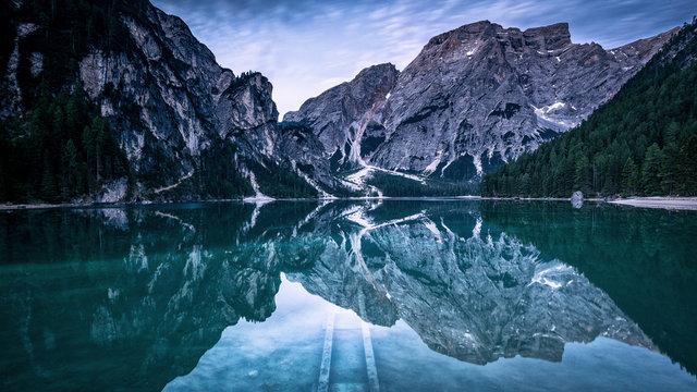 Lake Prags / Pragser Wildsee / Lago di Braies