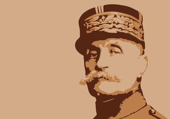 guerre mondiale - personnage célèbre - 14-18 - grande guerre - centenaire - Foch