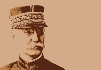 guerre mondiale - personnage célèbre - 14-18 - grande guerre - centenaire - Gallieni
