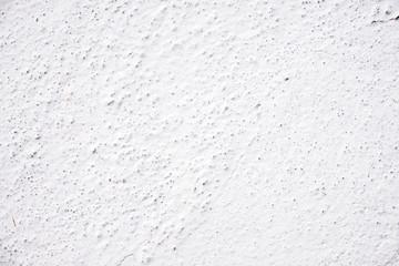 White concrete wall / Old white concrete wall.