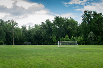 Soccer Playing Field