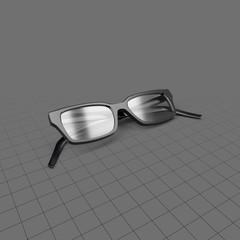 Glasses Closed