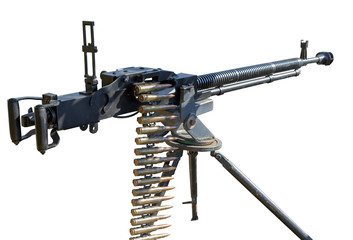 DShK 1938   Soviet heavy machine gun